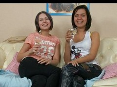 Legal years teenager inverted babes drinking overlapped just about put to rout