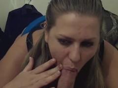69 BJ From Italian BBW Housewife