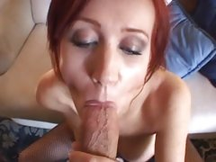 Bailey Odare loves slurping on this struck skin river-bed