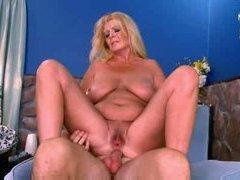 Hot mature busty curvy blonde arowyn characterless