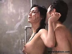 Asian Omnibus Does Student in someone's skin Shower 00