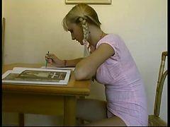 Teacher takes advantage of teen student (RoS)