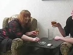 Chubby Russian Mature Mother Fucked