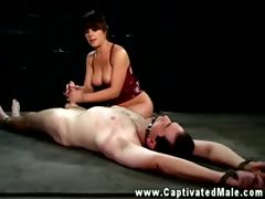She really loves her commerce painless domina and he makes it fun
