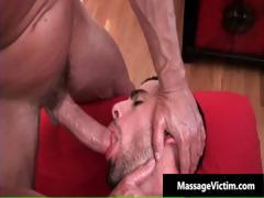 Hot and horny dude gets the rub-down part6