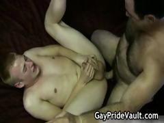 Everlasting gay bear shacking up and sucking
