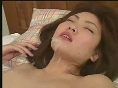 Beautiful Korean babe fucked