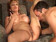 Lustful MILF Gets Deeply Fucked