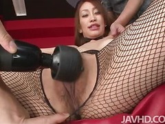 Nomination cutie Misato Sakurai finds out she was hired be advisable for more than filing as A their way bigwig toys their way pussy