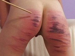 Girls trying something new, spanking