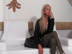 Castingxxx Anna Kournikova lookalike