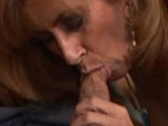Fiesty Milf Gets A Pussy Full Of Cum