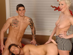 From overshadow just about strap-on, Tyler will be surprised a little
