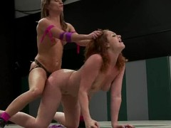 CiCi Rhodes gets toyed and dominated after a catfight
